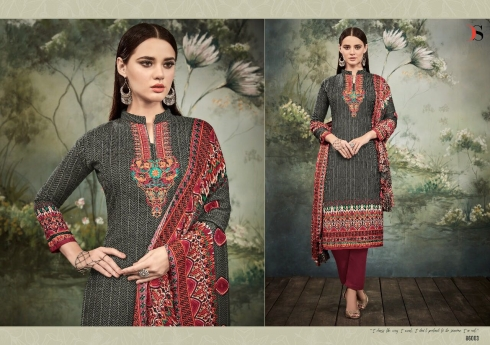 DEEPSY FLORENT VOL 16 PASHMINA DRESS DEEPSY SUITS (3)
