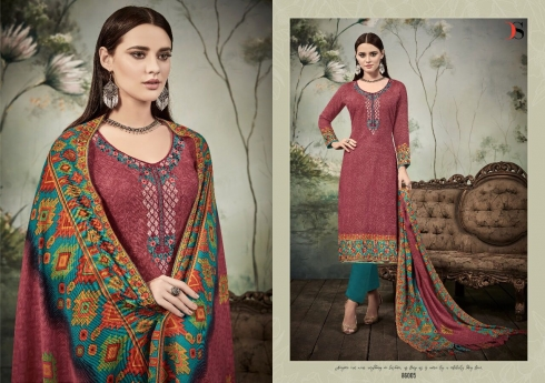 DEEPSY FLORENT VOL 16 PASHMINA DRESS DEEPSY SUITS (5)