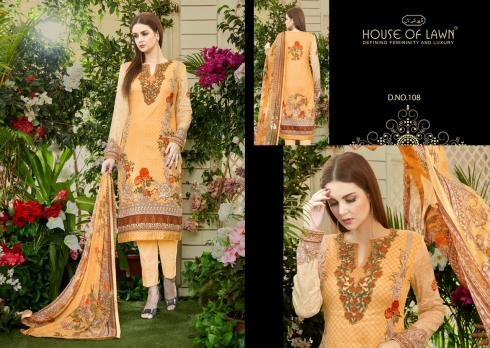 HOUSE OF LAWN MUSLIN WHOLESALE SALWAR SUITS MANUFACTURER (3)