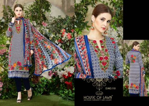 HOUSE OF LAWN MUSLIN WHOLESALE SALWAR SUITS MANUFACTURER (4)