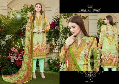 HOUSE OF LAWN MUSLIN WHOLESALE SALWAR SUITS MANUFACTURER (9)