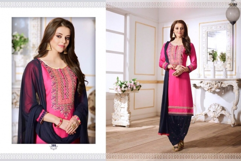KAJREE FASHION OF PATIALA VOL 17 STITCHED PATIALA WHOLESALE (7)