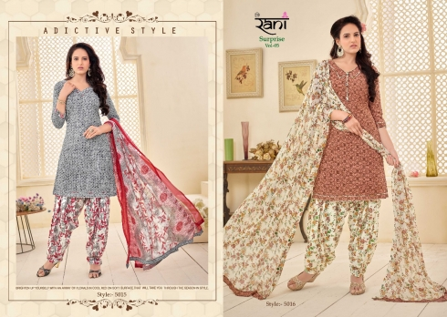 RANI SURPRISE VOL 5 COTTON LAWN WHOLESALE SUITS (11)