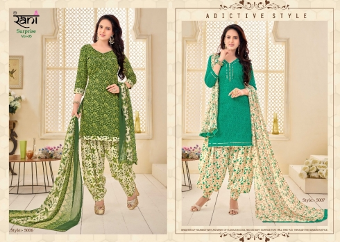 RANI SURPRISE VOL 5 COTTON LAWN WHOLESALE SUITS (4)