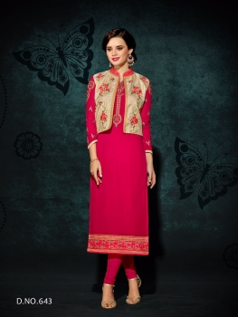 RANI TRENDZ ENGAGE SALWAR SUITS WITH KOTI (3)