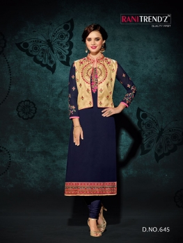 RANI TRENDZ ENGAGE SALWAR SUITS WITH KOTI (5)