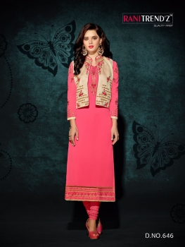 RANI TRENDZ ENGAGE SALWAR SUITS WITH KOTI (6)