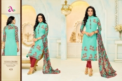 WHOLESALE SALWAR SUITS ANGROOP DAIRY MILK VOL 19 MANUFACTURER (5)